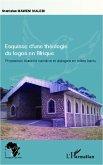 Esquisse d'une théologie du logos en Afrique