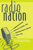 Radio Nation: Communication, Popular Culture, and Nationalism in Mexico, 1920-1950