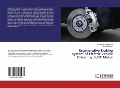 Regenerative Braking System of Electric Vehicle Driven by BLDC Motor
