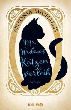 Mr. Widows Katzenverleih (Mängelexemplar) - Michaelis, Antonia