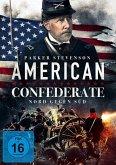 American Confederate-Nord gegen Süd