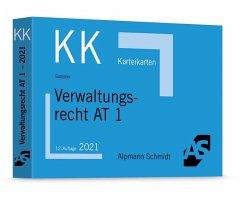Karteikarten Verwaltungsrecht AT 1 - Sommer, Christian
