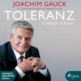 Toleranz: einfach schwer, 1 MP3-CD