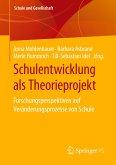 Schulentwicklung als Theorieprojekt