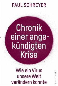 Chronik einer angekündigten Krise (eBook, ePUB) - Schreyer, Paul