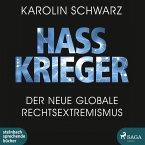 Hasskrieger, 1 MP3-CD