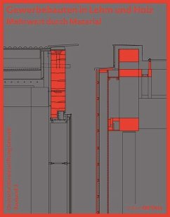 DBU Bauband 3: Gewerbebauten in Lehm und Holz