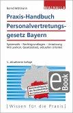 Praxis-Handbuch Personalvertretungsgesetz Bayern (eBook, PDF)