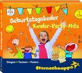 Geburtstagslieder & Kinder-Party-Hits, 2 Audio-CD