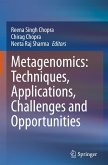 Metagenomics: Techniques, Applications, Challenges and Opportunities