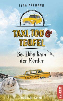 Buch-Reihe Taxi, Tod und Teufel