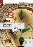 Blattwerk Deutsch - Literatur