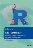 R für Einsteiger (eBook, PDF)