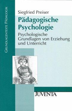Pädagogische Psychologie (eBook, PDF) - Preiser, Siegfried