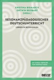 Resonanzpädagogischer Deutschunterricht (eBook, PDF)