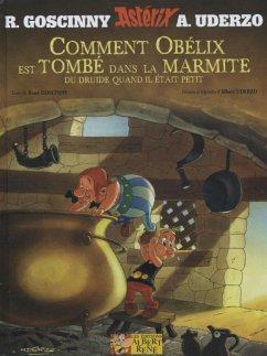 Astérix - Comment Obélix est tombé dans la marmite du druide quand il était petit - Goscinny, René