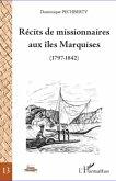 Récits de missionnaires aux îles Marquises (1797-1842)
