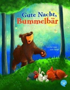 Gute Nacht, Bummelbär (Restauflage) - Lippa, Henrike