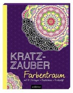 Kratzzauber Farbentraum (Restauflage)