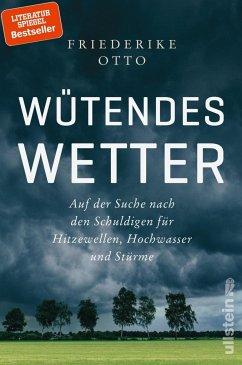Wütendes Wetter (Mängelexemplar) - Otto, Friederike