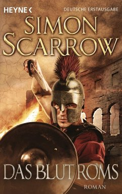 Das Blut Roms / Rom-Serie Bd.17 (Mängelexemplar) - Scarrow, Simon