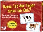 Nanu, ist der Tiger denn 'ne Kuh?