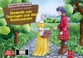 Elisabeth von Thüringen und das Rosenwunder. Kamishibai Bildkartenset.