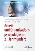 Arbeits- und Organisationspsychologie im 21. Jahrhundert