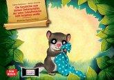 Die Geschichte vom kleinen Siebenschläfer, der seine Schnuffeldecke nicht hergeben wollte. Kamishibai Bildkartenset.