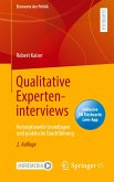 Qualitative Experteninterviews