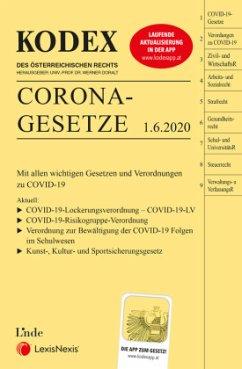 KODEX Corona-Gesetze