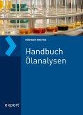 Handbuch Ölanalysen (eBook, PDF)