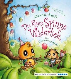 Die kleine Spinne Widerlich - Der Geburtstagsbesuch (eBook, ePUB) - Amft, Diana