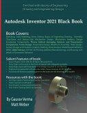 Autodesk Inventor 2021 Black Book