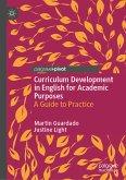 Curriculum Development in English for Academic Purposes (eBook, PDF)