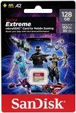 SanDisk Extreme microSD 128GB Mobile Gaming SDSQXA1-128G-GN6GN