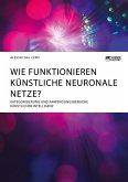 Wie funktionieren künstliche neuronale Netze? Kategorisierung und Anwendungsbereiche künstlicher Intelligenz