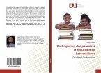 Participation des parents à la réduction de l'absentéisme