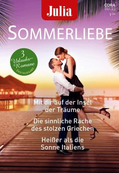 Julia Sommerliebe Band 31 (eBook, ePUB) - Douglas, Michelle; Roscoe, Pippa; Anderson, Natalie
