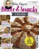 Brote & Snacks zu Hause backen (eBook, ePUB)