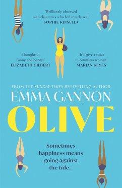 Olive (eBook, ePUB) - Gannon, Emma