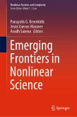 Emerging Frontiers in Nonlinear Science (eBook, PDF)
