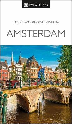 DK Eyewitness Amsterdam - DK Eyewitness
