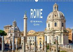Rome - Eternal City (Wall Calendar 2021 DIN A3 Landscape)