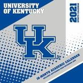 Kentucky Wildcats 2021 12x12 Team Wall Calendar