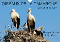 Calendrier Course Camarguaise 2021 Oiseaux de la Camargue: l'Estuaire du Rhône (Calendrier mural 2021