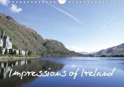 Impressions of Ireland (Wall Calendar 2021 DIN A4 Landscape)