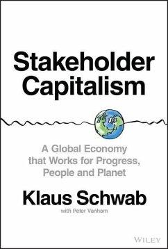 Stakeholder Capitalism - Schwab, Klaus;Vanham, Peter