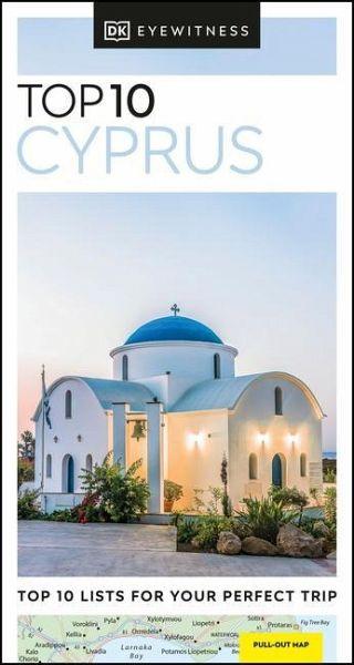 DK Eyewitness Top 10 Cyprus - Dk Eyewitness