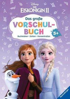 Disney Die Eiskönigin 2: Das große Vorschulbuch (Mängelexemplar) - The Walt Disney Company